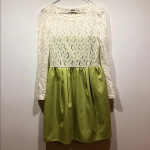 Dresses & Skirts - Cute green dress